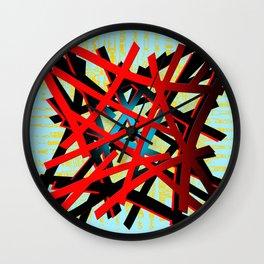 sci. talks Wall Clock