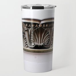 Archtiectural Detail in London Travel Mug
