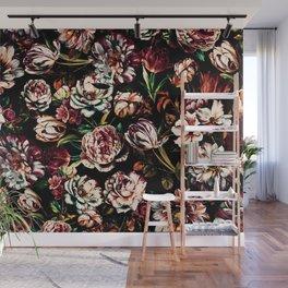 Dark Garden II Wall Mural