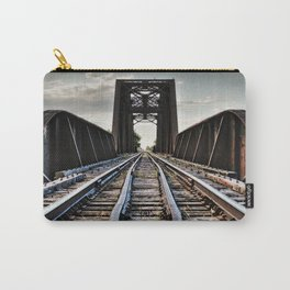 Travelling Through Life Carry-All Pouch