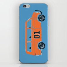 The General Van iPhone & iPod Skin