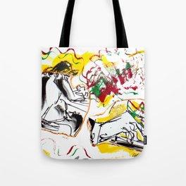 MAESTRO          by Kay Lipton Tote Bag