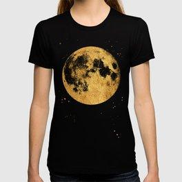 Gold Moon T-shirt