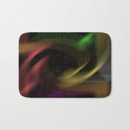 abstract colourart Bath Mat
