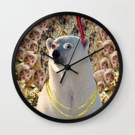 ∆$∆P  $†EV!E -- $¥®UP †33  Wall Clock