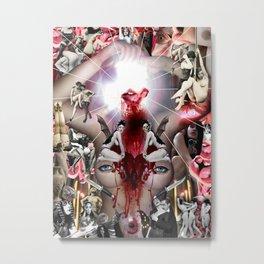 Orgy Metal Print