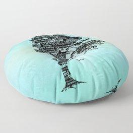 Bodhi Tree Floor Pillow