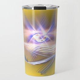 pure spirit -the eye Travel Mug