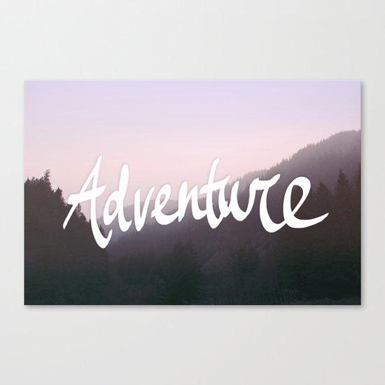 Wild Adventure Canvas Print