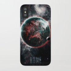 Dune Geidi Prime Planet Poster iPhone X Slim Case