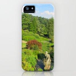 Alton Towers Gardens, uk iPhone Case