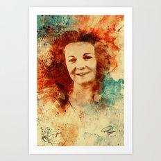 SHE III Art Print