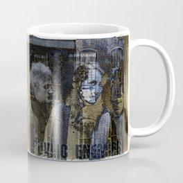 PUVLIC ENEMIES  Coffee Mug