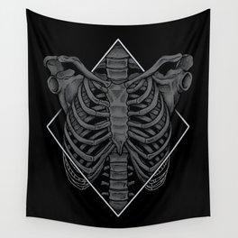 Skeleton Wall Tapestry