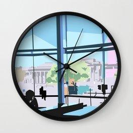 Dan In Liverpool Wall Clock