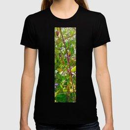 Vibrant Yellow-Green Meadow T-shirt