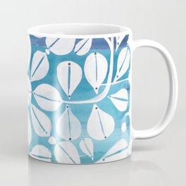 Blue Zellige Coffee Mug