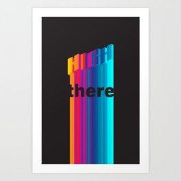 High There II Art Print