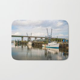 At the Dock Bath Mat
