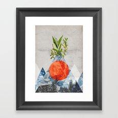 Navrhbrdavrbamrda Framed Art Print