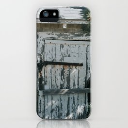 Abandoned Shack iPhone Case