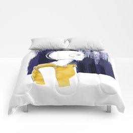 Irma Gold Comforters