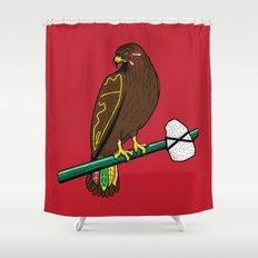 Blackhawk II Shower Curtain