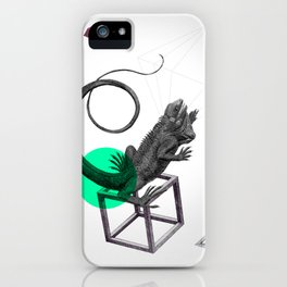 Zoologica Serie: Ambition iPhone Case