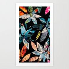 pedals - 3 Art Print
