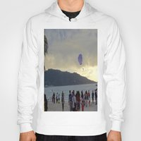 thailand Hoodies featuring Thailand Sunset by ENGINEMAN - JOSEPHAMT