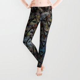 All Seeing Pattern Leggings