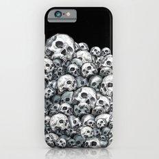 Skull Pattern iPhone 6s Slim Case