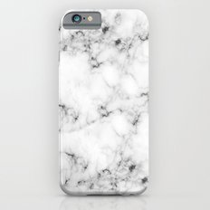 Real Marble  Slim Case iPhone 6