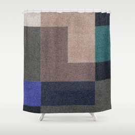 Carpet Square Shower Curtain