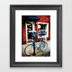 Browse Framed Art Print