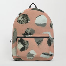 Pink Holes Backpack