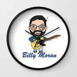 Billy Moran - Louden Swain Wall Clock