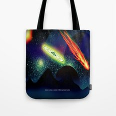 Huston we have a situation 022 Tote Bag