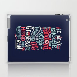 Fandom Life Laptop & iPad Skin