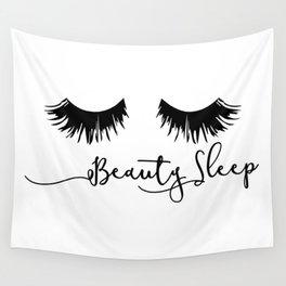 Beauty Sleep Wall Tapestry