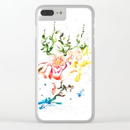 The Flamin'go Clear iPhone Case