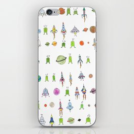 Space Mongers iPhone Skin