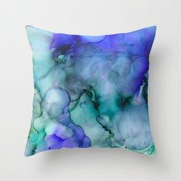 Ink 138 Throw Pillow