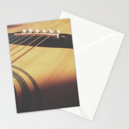 Blues Licks Stationery Cards