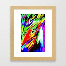 Storm-I Framed Art Print