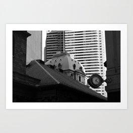 Boston2 Art Print