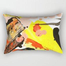 Fragment Rectangular Pillow