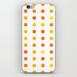 Dalmatian - Sunshine #906 iPhone Skin
