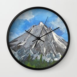 Denali Wall Clock