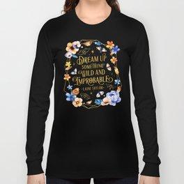 Dream up Long Sleeve T-shirt